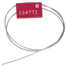 Тросовая пломба 2 замка UF ТРОС 1.8/1200mm